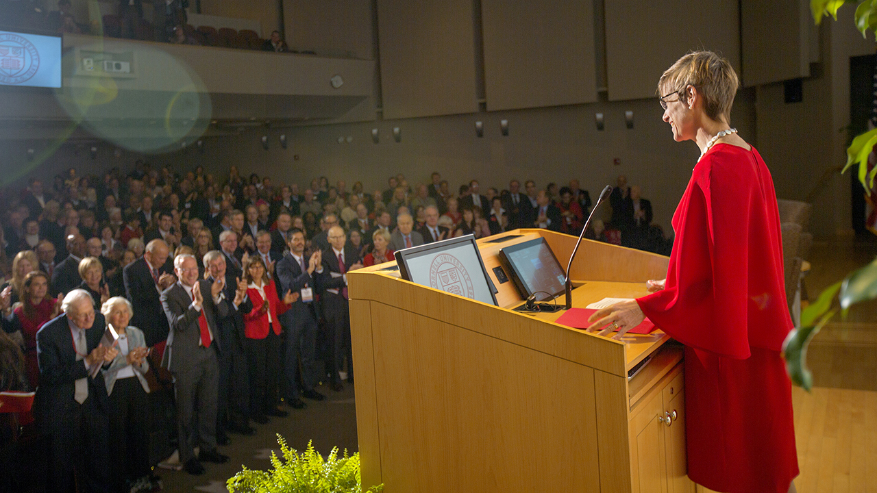 President Elizabeth Garrett | 2015 State of the University Address